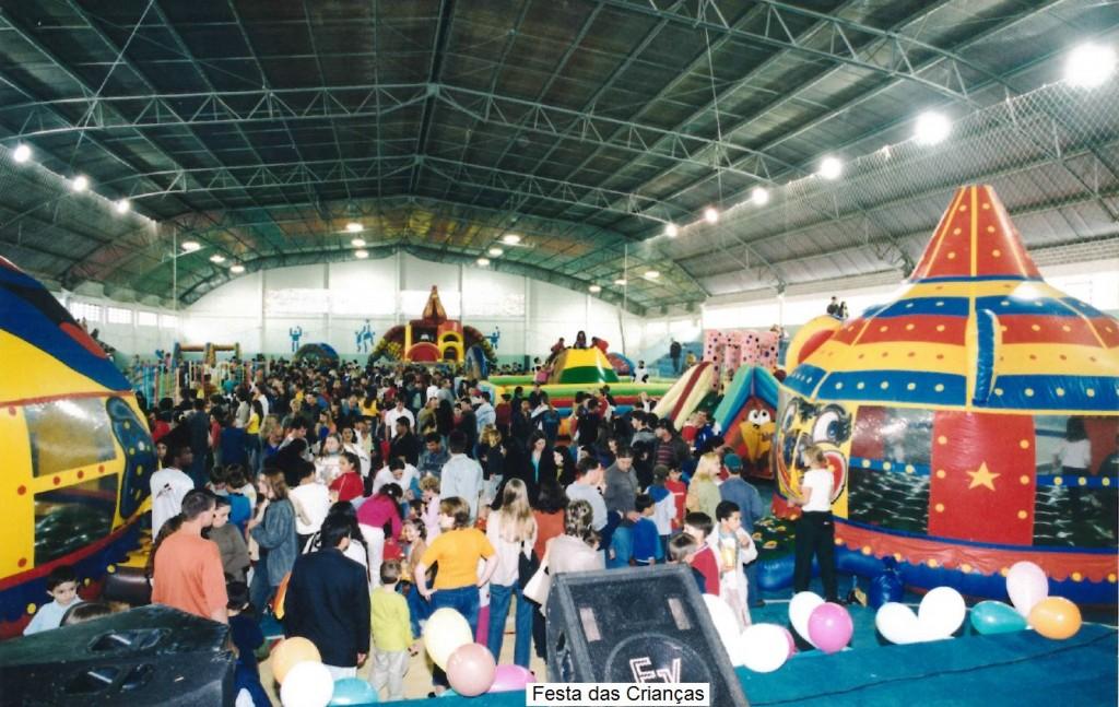 Festa das crianças 2003