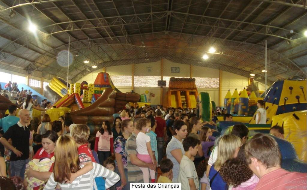 Festa das Crianças 2010
