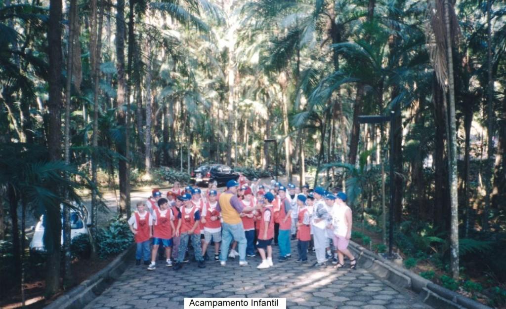 Acampamento 1988