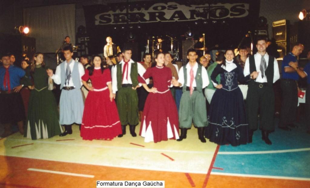 Dança Gaúcha 2001