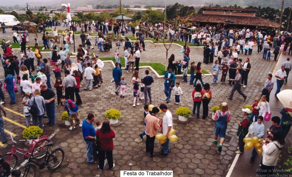 Festa trabalhador 1999