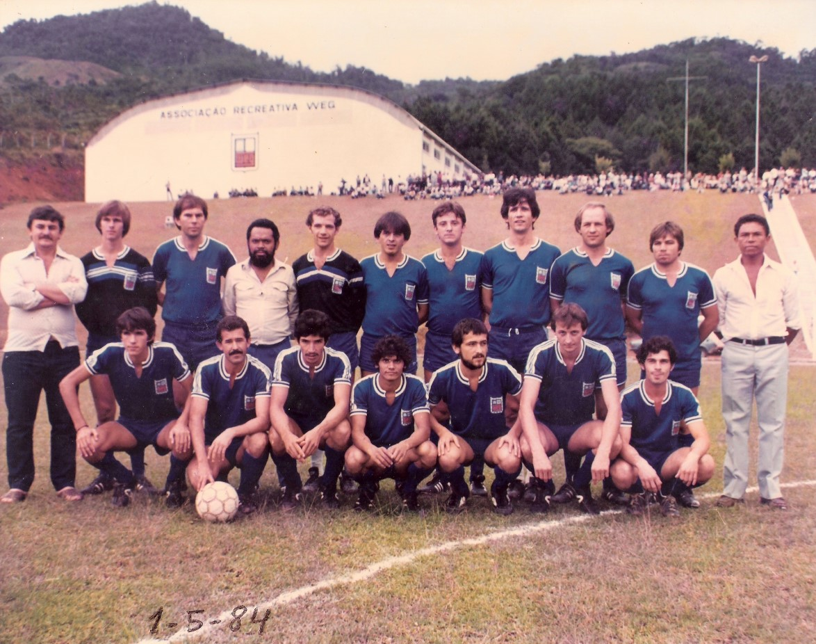Futebol de campo Arweg 1984