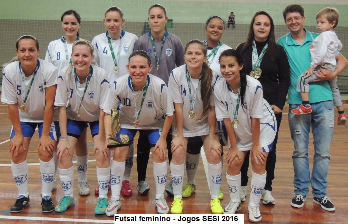 Jogos SESI 2016