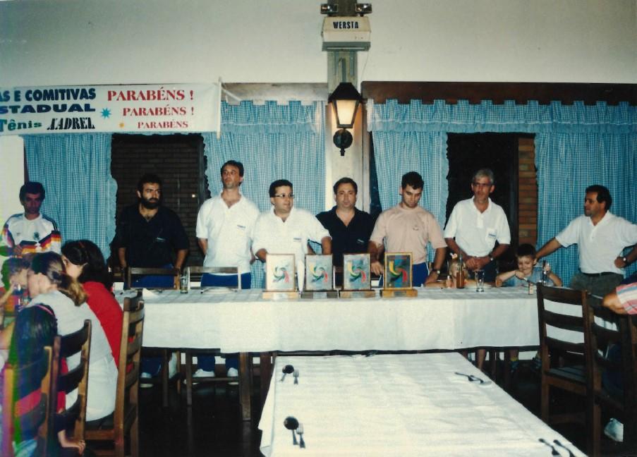 Jogos SESI 1995