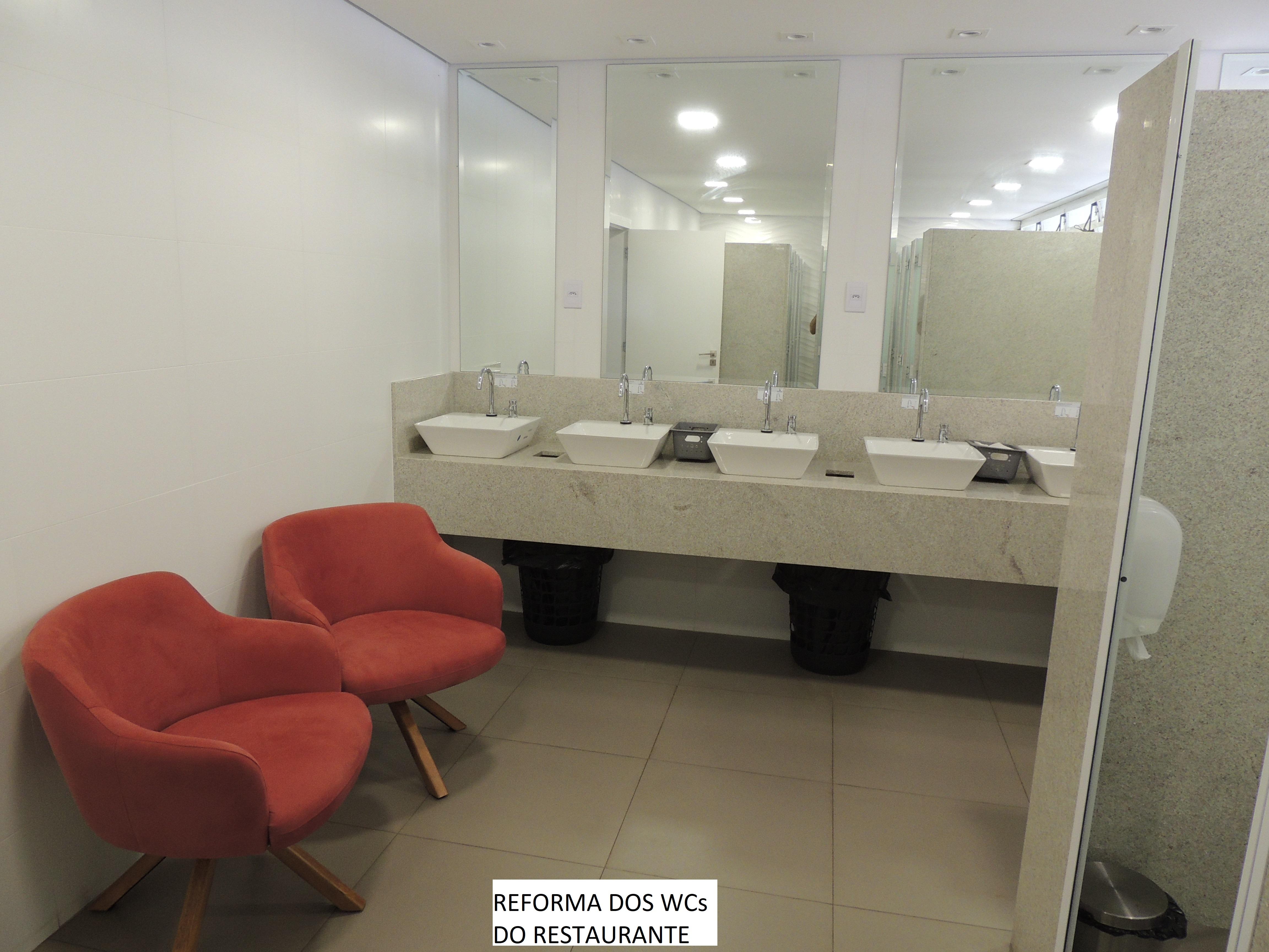 WCs DO RESTAURANTE