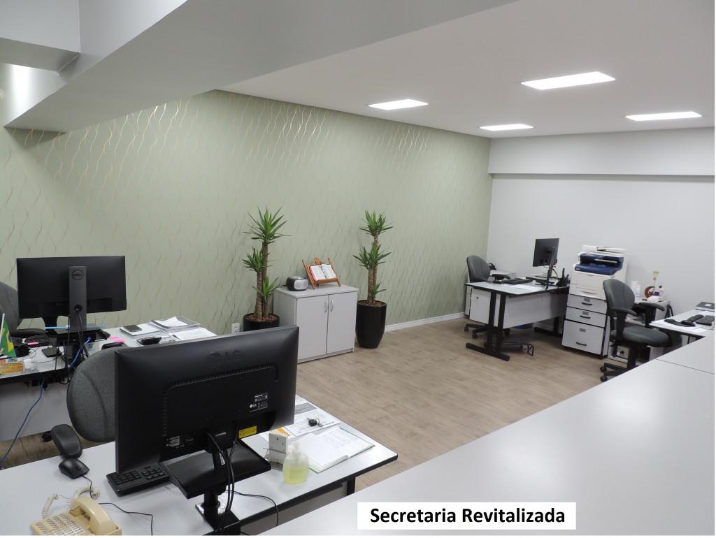 Secretaria Revitalizada
